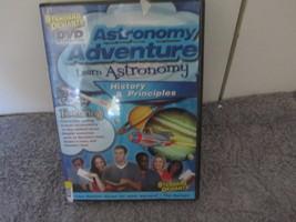 Astronomy/Adventure - Learn Astronomy - History & Principles DVD - $3.25