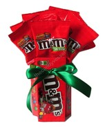 Peanut Butter M&M Candy Bouquet byThe Candy Vessel - $18.99