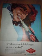 Royal Crown Cola The Fresher Refresher Print Magazine Ad 1960 - $8.99