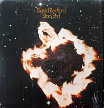 David Bedford - Star's End 1974 LP Mike Oldfield Avant Garde - $8.00