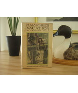 MARJORIE'S VACATION CAROLYN WELLS HC/DJ  - $14.50