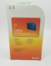 Microsoft Office Professional 2010_Product Key Only_269-14834 - $124.99