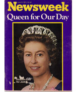 QUEEN ELIZABETH II, FRANCIS FORD CAPOLA'S ACOPALYPSE NOW in Newsweek 1977 - $5.95