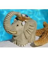 Baby elephant figurine artesania rinconada classic uruguay thumbtall