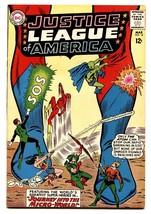 JUSTICE LEAGUE OF AMERICA #18 comic book-DC COMICS-MICRO WORLD VG - $68.29