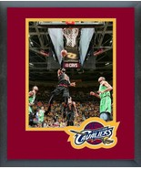 LeBron James in Game 4 of the 2018 NBA Eastern Conference Finals Framed ... - $42.95