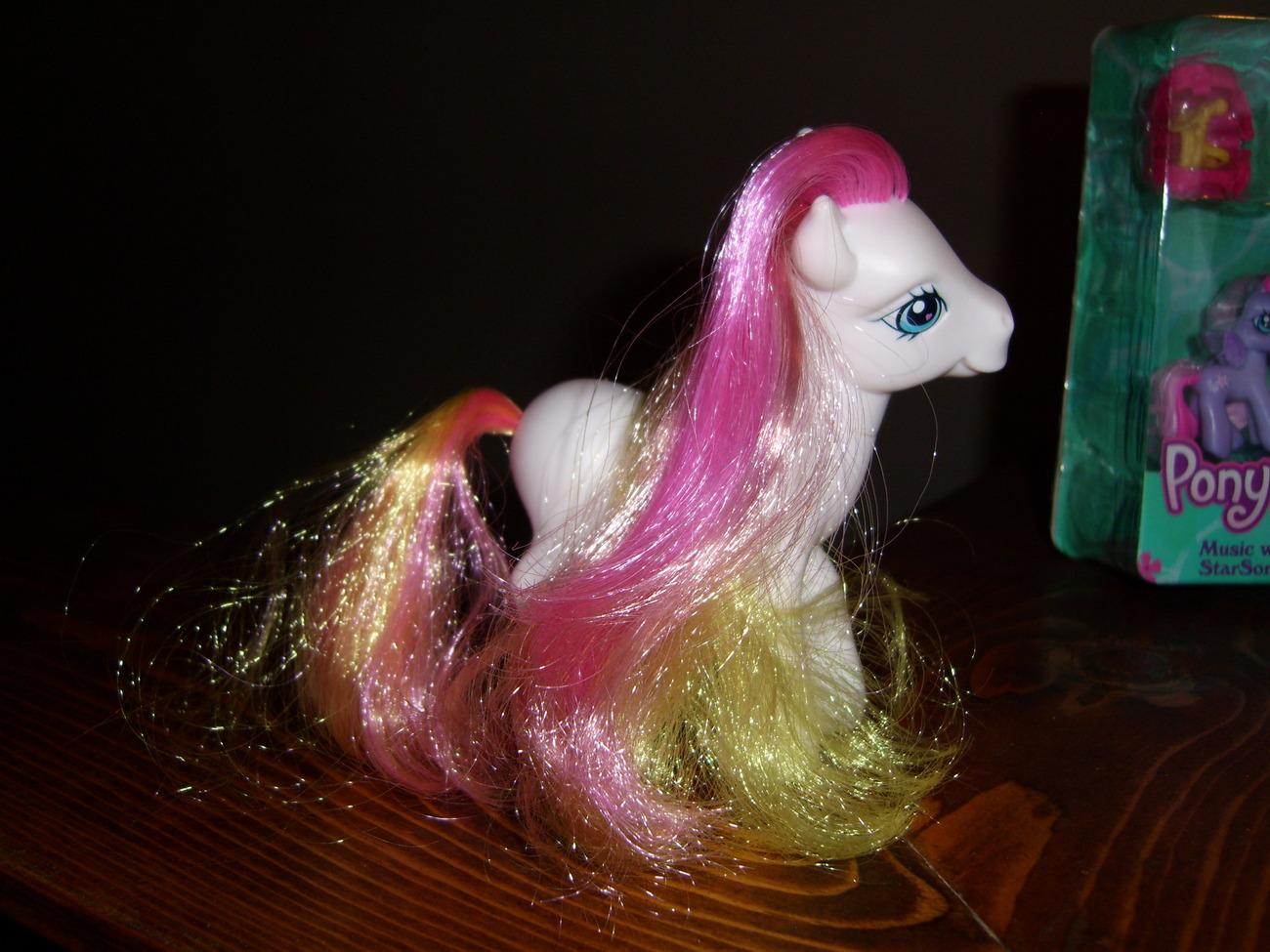 My Little Pony G3 Dance Slippers