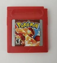 Pokemon: Red Version (Nintendo Game Boy, 1998) - $45.00