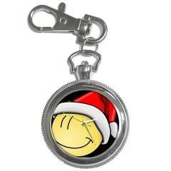 CUTE SANTA SMILEY FACE CHRISTMAS WATCH 9 OTHR STYLS CHARM, S