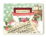Tea card christmas music thumb155 crop