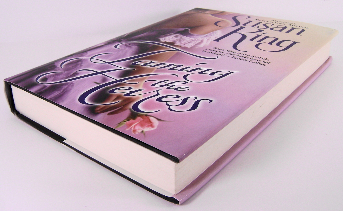 Taming The Heiress By Susan King BCE HC