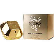 Paco Rabanne Lady Million By Paco Rabanne Eau De Parfum Spray 1.7 Oz - $71.88