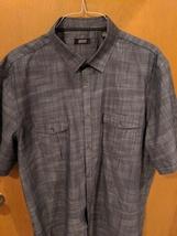 Alfani Regular Fit Short Sleeve Shirt XXL - $18.00