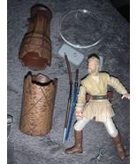 STAR WARS 2002 SAGA COLLECTION OBI-WAN KENOBI(LOOSE) Loose Arm - $3.99