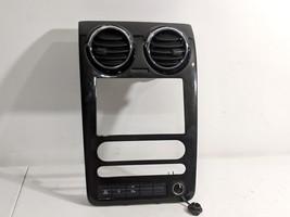 2008-2009 Ford Taurus X Oem Carbon Fiber Radio Bezel Dash Trim W/ Vents - $62.99
