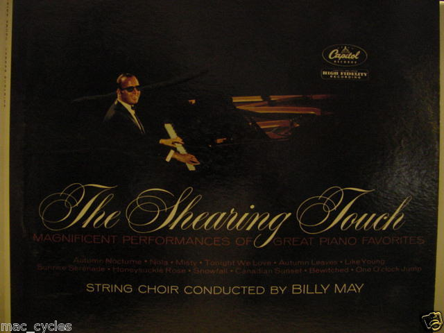 THE SHEARING TOUCH CONDUCTED BY BILLY MAY LP