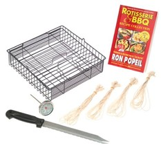 Ronco Inventions Showtime Rotisserie and Barbecue Accessory Kit - €30,91 EUR