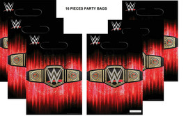 WWE Party Bags Wrestlng Favor Loots Birthday SMASH Decoration Supplies 1... - $12.85