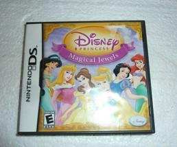 Disney Princess: Magical Jewels Nintendo DS, 2007 Complete  S-42 - $7.84