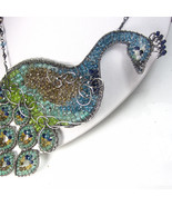 The Bird in Bloom Necklace - $1,650.00