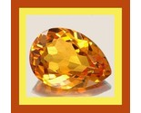Citrine pear madeira orange 8.36x6.26 1.20ct thumb155 crop