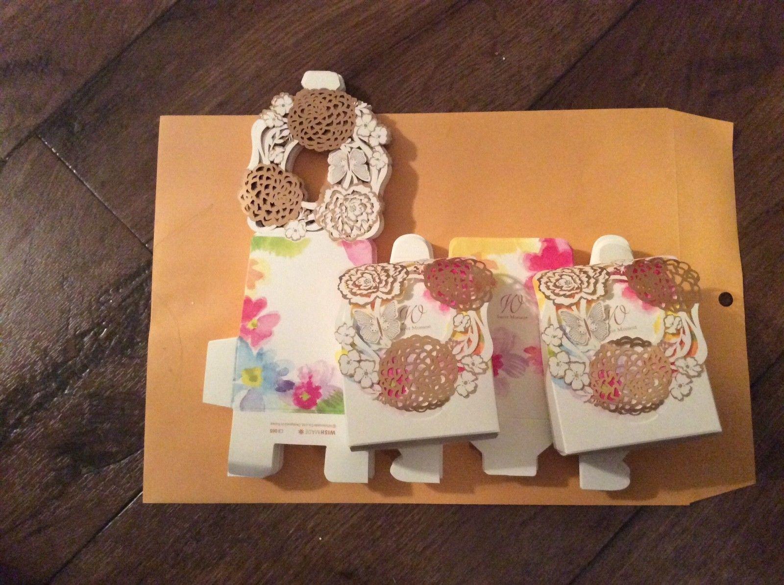 Cute 50 pcs WEDDING Favor Candy Box Laser cut