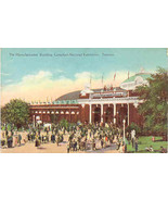 Canadian Exhibition Manufacturers Building Toronto Ontario Canada Post Card - $6.00