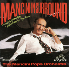 Mancini In SURROUND CD Monsters, Murders & Myst... - $10.00