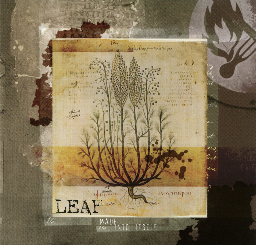 LEAF - Made Into Itself  CD Hip Hop Tripnotica