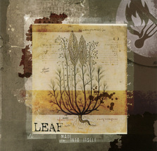 LEAF - Made Into Itself  CD Hip Hop Tripnotica - $6.00
