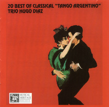 Tango Argentino - Trio Hugo Diaz CD OOP/Scarce! - $6.00