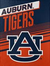 "Auburn Tigers 60"" x 80"" Micro-Raschel Throw Blanket - $34.60"