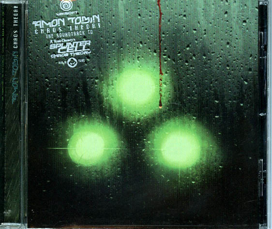 Amon Tobin - Chaos Theory Splinter Cell 3 Soundtrack CD