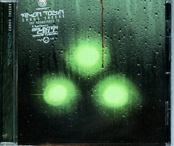 Amon Tobin - Chaos Theory Splinter Cell 3 Soundtrack CD - $10.00