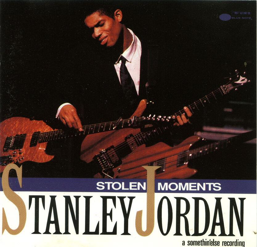 Stanley Jordan - Stolen Moments CD LIVE Stairway to Heaven