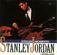 Stanley Jordan - Stolen Moments CD LIVE Stairway to Heaven - $5.00
