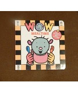 WOW Mealtime  Teach Your Baby Sign Language Book - $5.99