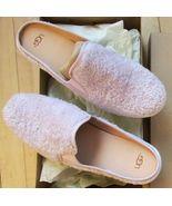 UGG Slippers Luci Slip On Slide Sneakers Lavender Fog Size 11 - $68.30