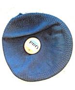 Forest Green Knit Golf Hat Newsboy Cap Size Adult M  - $13.86
