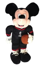"Disney Mickey Mouse Football Player Uniform 16"" Plush Toy - $12.90"