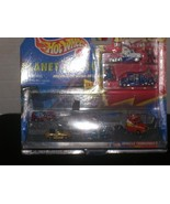 Hot Wheels Planet Micro With Bonus Double Play Pack #21271 - $40.00