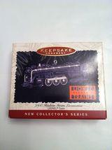 Hallmark 1996 Lionel Train 700E Hudson Steam Locomotive Christmas Ornament - $36.99