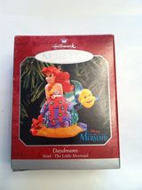 Hallmark Daydreams Ariel The Little Mermaid    1998 Disney Ornament - $21.99