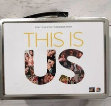 This Is Us TV Show Metal Lunch Box  For Your Consideration Promotion 9 X... - $27.72