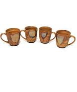 Sango SPLASH 4951 Lot of 4 Coffee Mugs - $34.88