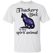 Thackery Binx is My Spirit Animal G200 Gildan Ultra Cotton T-Shirt - $19.00+