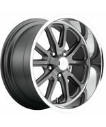 18x8/18x9.5 US Mags U111 Rambler 5x4.75/5x120.65 1/1 Gun Metal Wheels Rims Set(4 - £725.41 GBP