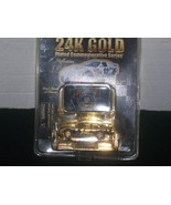 Racing Champions 24K Gold Series 50th Annversary NASCAR - $25.00