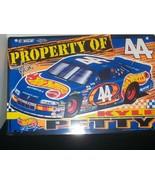 Hot Wheels Wall Sign #44 Kyle Petty  - $8.50