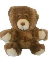 "Build A Bear Hasbro Pawtucket Small 6"" Brown Tan Bear Plush Stuffed Animal 2004  - $14.50"